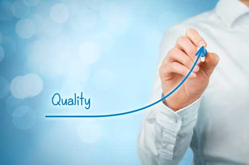 Improving Quality through Testing as part of Implementation